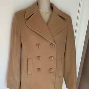 Kenneth Cole Reaction double breasted winter coat